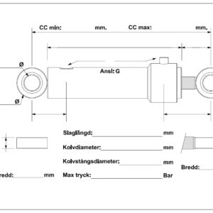 Cylindermall A-BB A-LL