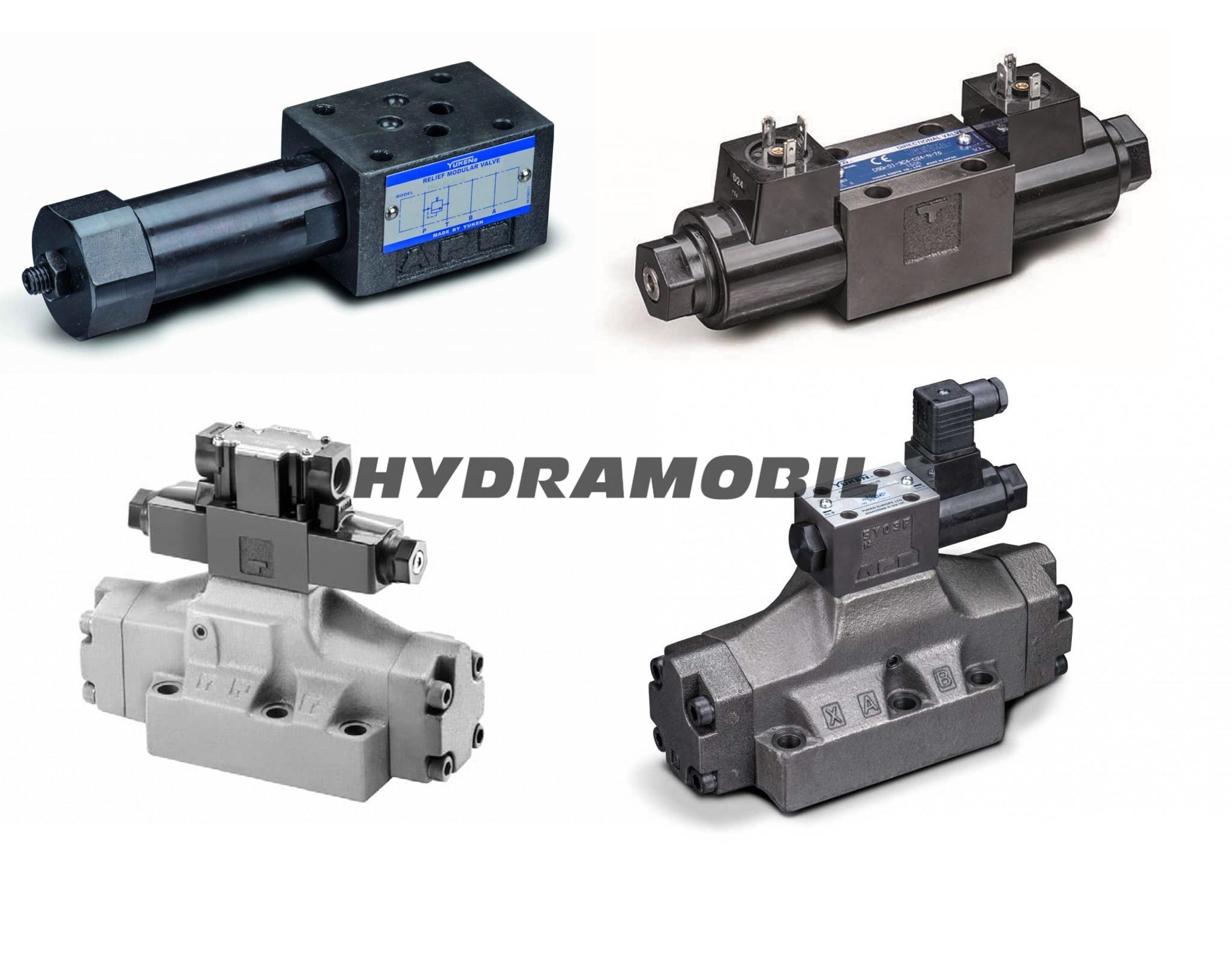 Yuken Hydraulic Equipment